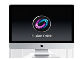 Как работает Fusion Drive